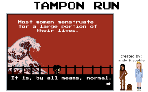 Intro TAMPON RUN