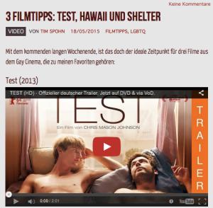 Blog von Tim Spohn, http://timspohn.de